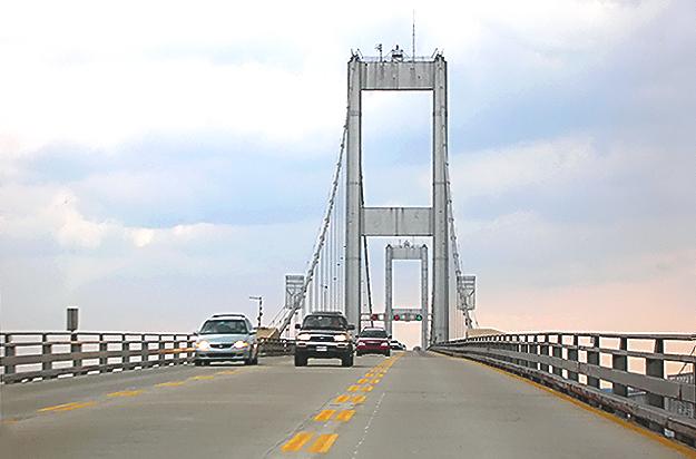 Chesapeake Bay Bridge Photos - November 2005 (fullpage)