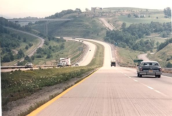 National Freeway (I-68)