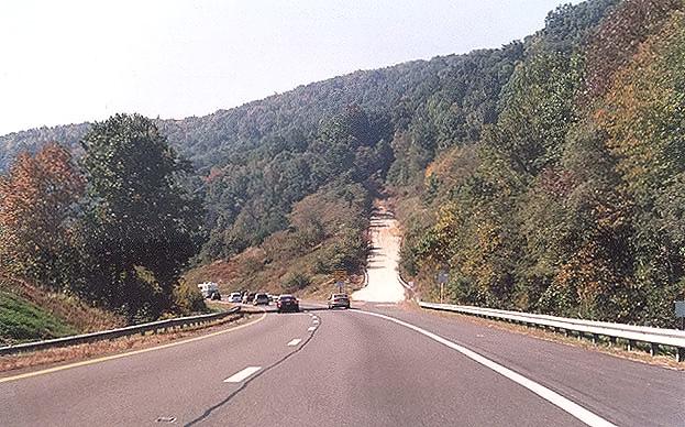 Interstate 77 Fancy Gap Photos