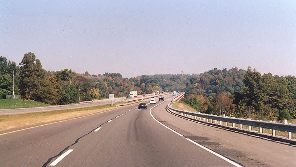 I 77 West Virginia Map.Interstate 77 New River Bridge