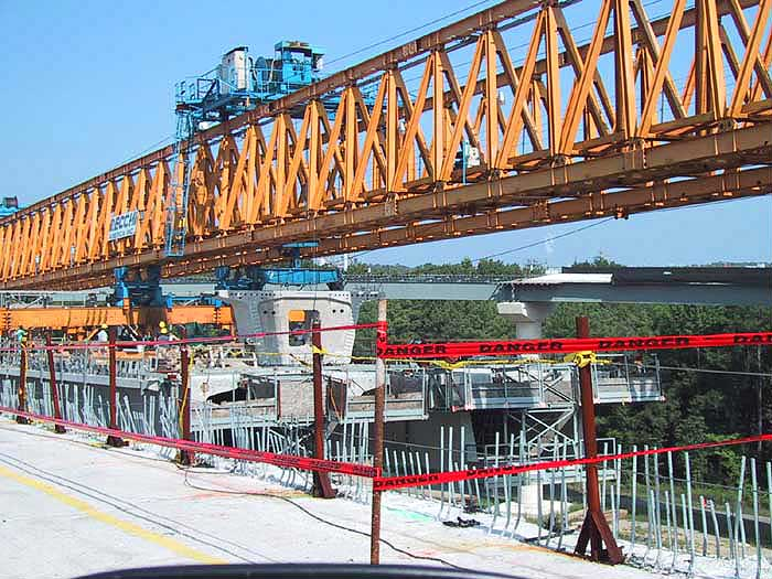 thesis bridge erected span by epan Framework for decision-making  capacity to erect the heavier components  modular transporters used to move a bridge span into final position after it was.