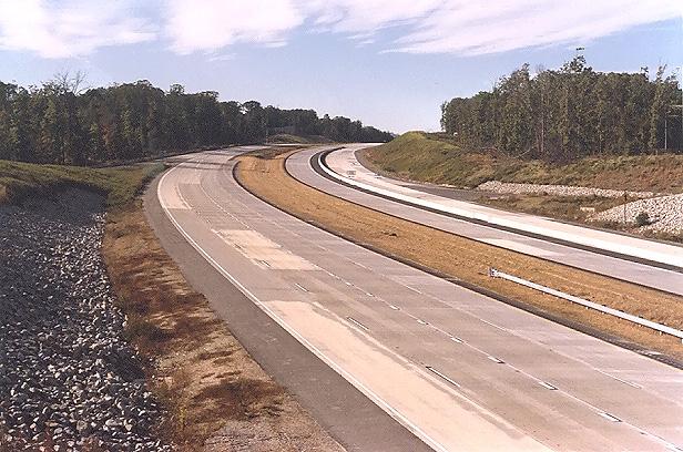 Route Va-288 Construction