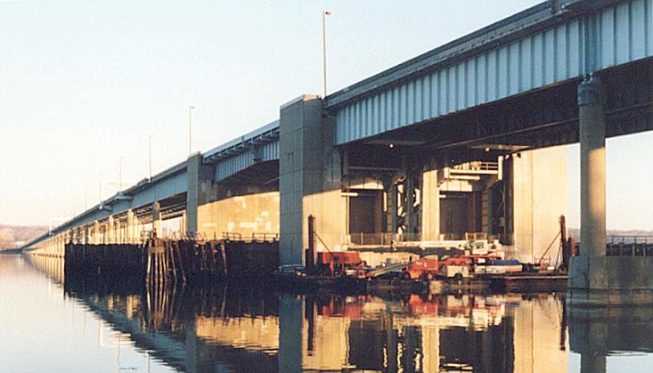Woodrow Wilson Bridge (I-495 and I-95)